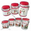 Cookie Jars with Various Designs, for Household Decoration