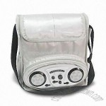 Cooler Bag with Built-in FM/AM Radio