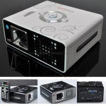 Coolux LED Mini Multimedia Projector