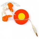 Cord Wrapper - Flower