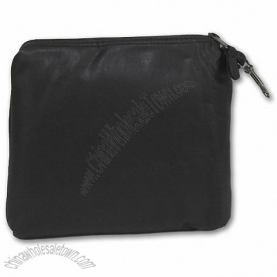 Coskin Fur-lined Valuables Pouch