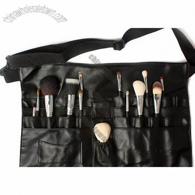 Cosmetic Brush Belt Pouch