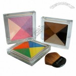 Cosmetics Colorful Single Blusher