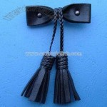 Costume Brooch with Tassel