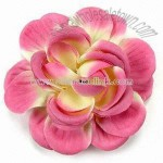 Costume Flower Brooches