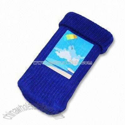 Cotton Cell Phone Pouches