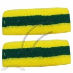 Cotton Sports Headband for Brazil World Cup