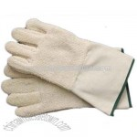 Cotton Towelling Glove