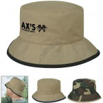 Cotton Twill Bucket Hat for Hunting