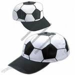 Cotton Twill Pro Style Soccer Ball Cap