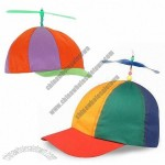 Cotton Twill Propeller Cap