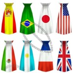 Country Flag Cloaks