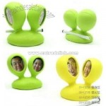Couple Multi-function Rotating Photo Frame