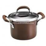 Covered Saucepot Multiple Colors Available