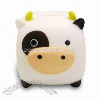 Cow-shaped Coin Bank
