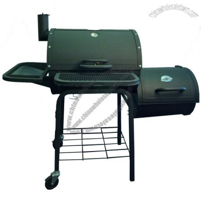 Cowboy Cooker The San Angelo Charcoal Grill with Bandera Fire Box