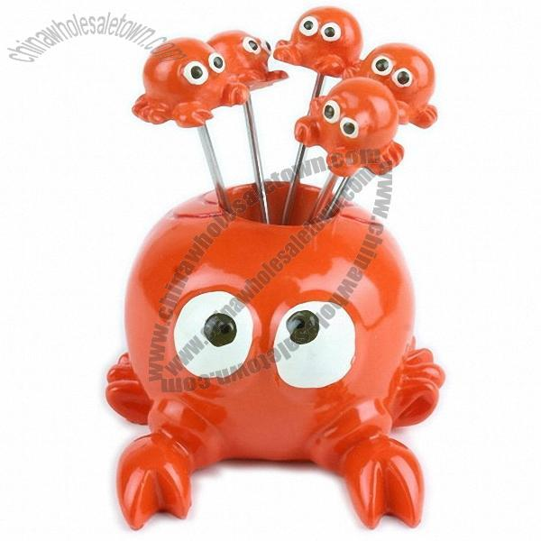 Product Name Create Crab Fruit Fork for Wedding Favor Item No