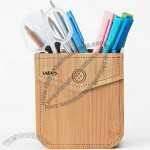 Creative Bamboo Pen Holder