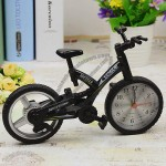 Creative Clock Bicycle Model
