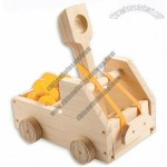 Creative Design Wood Crafts Wooden Car Toys