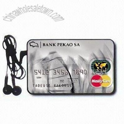 Credit Card Size Radio