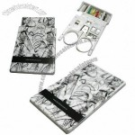 Credit Card Traveling Sewing Kit