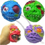 Creeperz - Monster Head Stress Balls