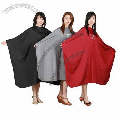 Crinkle Nylon Cape