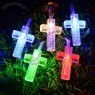 Cross LED Decorative Lights String for Church festival