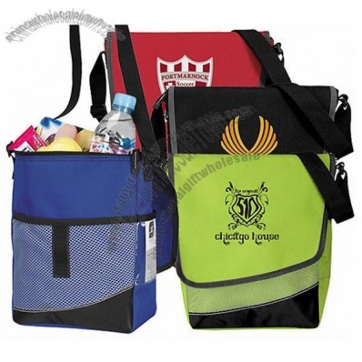 Crossbody Messenger Lunch Cooler Bag