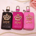Crown Car Key Wallets