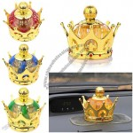 Crown car perfume seat