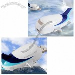Crtoonish Airplane/passenger-jet shaped USB Fash Dive