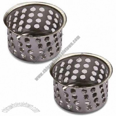 Crumb Cup, Made of Rust Resistant, Used as Basket Strainer