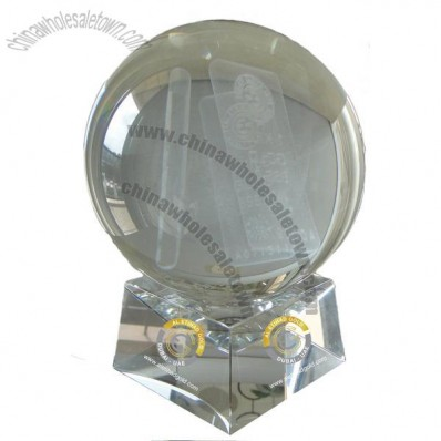 Crystal Ball with Base