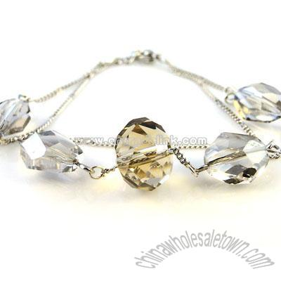 WHOLESALE IN CHINA - CHARM  BRACELET GT; BEADED STRANDS