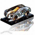 Crystal Car Shaped Auto Perfume Seat