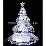 Crystal Christmas tree