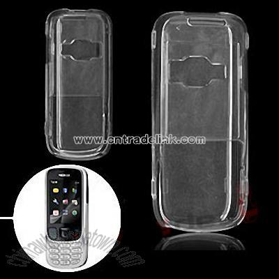 huge selection of f61ff ff319 Crystal Clear Hard Case Cover for Nokia 6303 Classic, Hard Cell ...