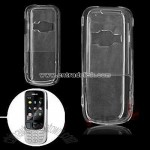 Crystal Clear Hard Case Cover for Nokia 6303 Classic