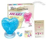 Crystal Heart Puzzle
