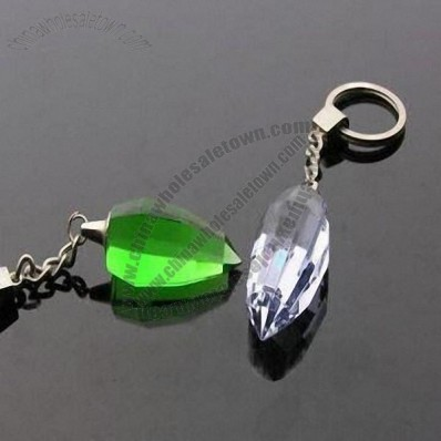 Crystal Keychain in Unique Design
