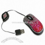Crystal Optical Mouse
