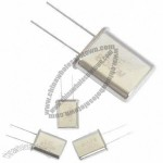 Crystal Resonator with 8,000MHz Nominal Frequency, 35 Ohms Series Resistance