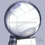 Crystal Volleyball Award