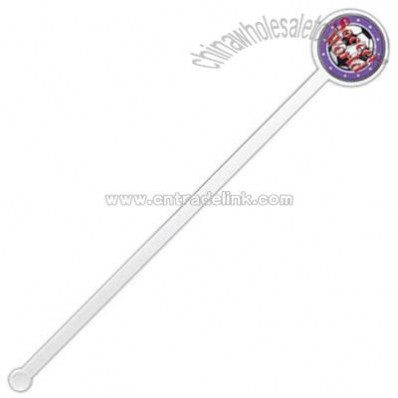 Crystal color stirrers