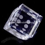 Crystal dice