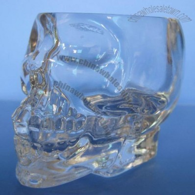 Crystall Skull Glass / Cup