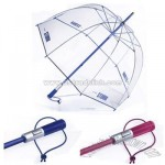 Crystella PVC Dome Umbrella by Storm