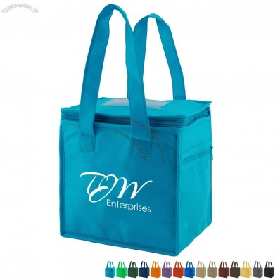 Cubic Non Woven Lunch Tote